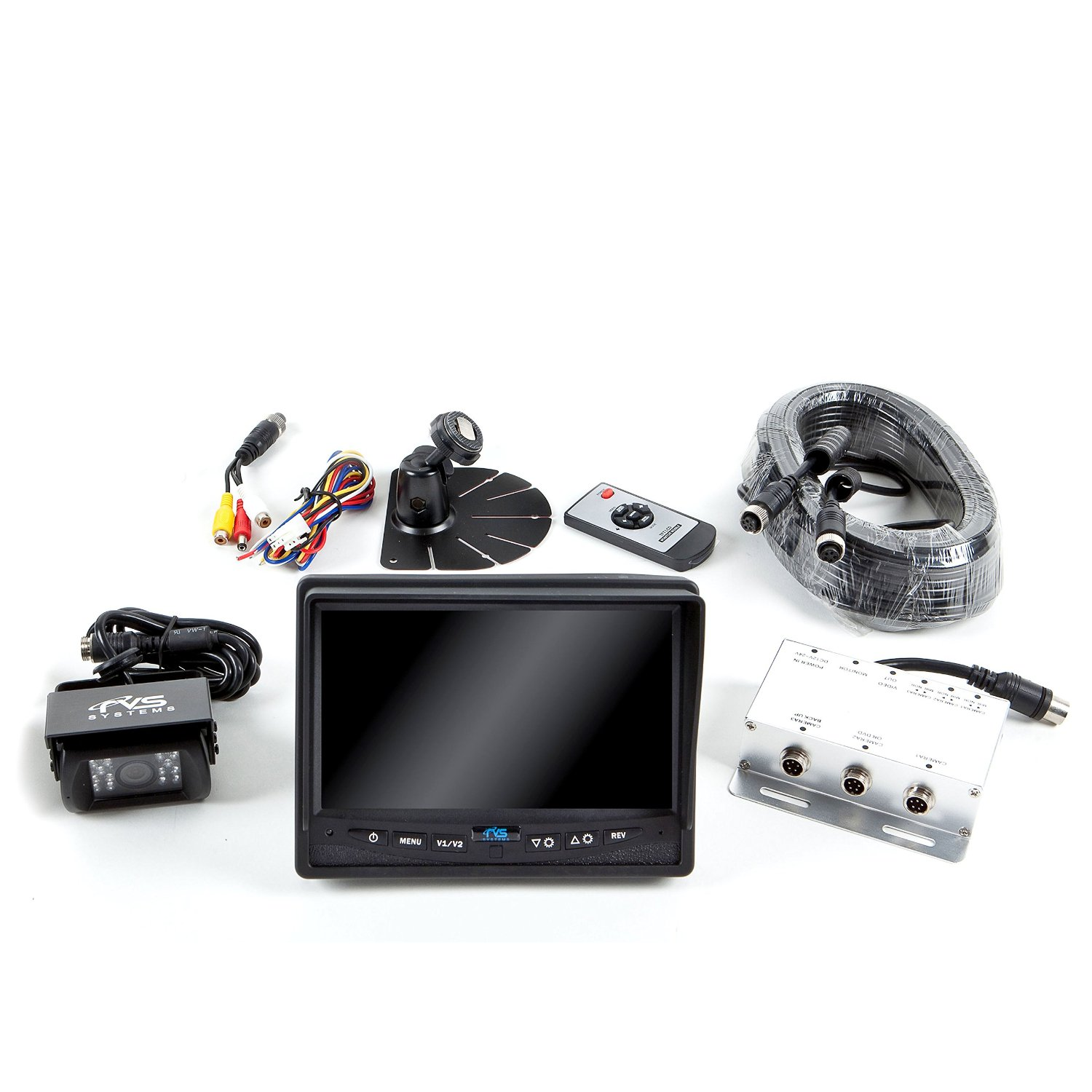 Reviews On The Top Backup Cameras For Rv Gps Units In 2018