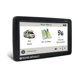 1.1 Rand McNally RVND 7730 LM RV GPS