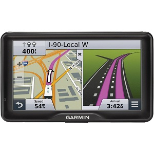 2.Garmin RV 760LMT Portable