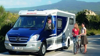 1.RVing through Europe – the best destinations