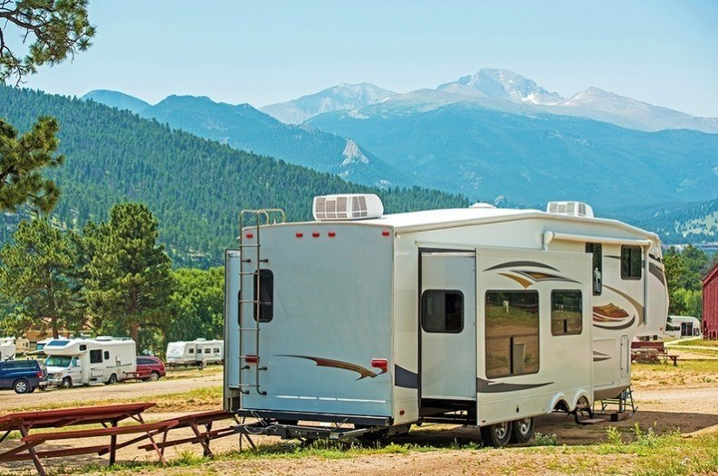 1.The best West Coast destinations for RV travel
