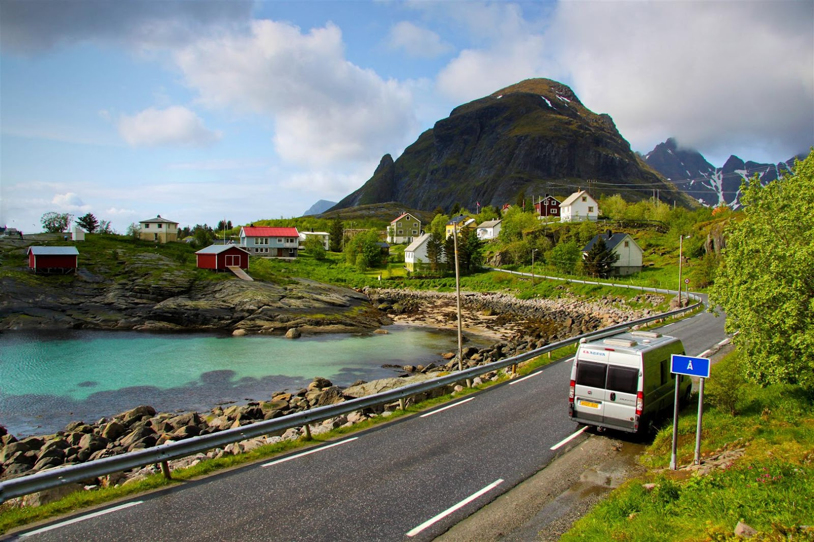 2.RVing through Europe – the best destinations