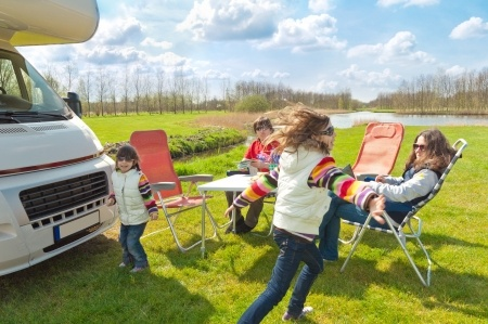 2.RVing with children