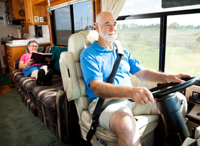 3.RV tips for the elderly