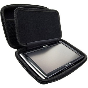 1.Extra Large Hard Shell Carry Case For Garmin Nuvi