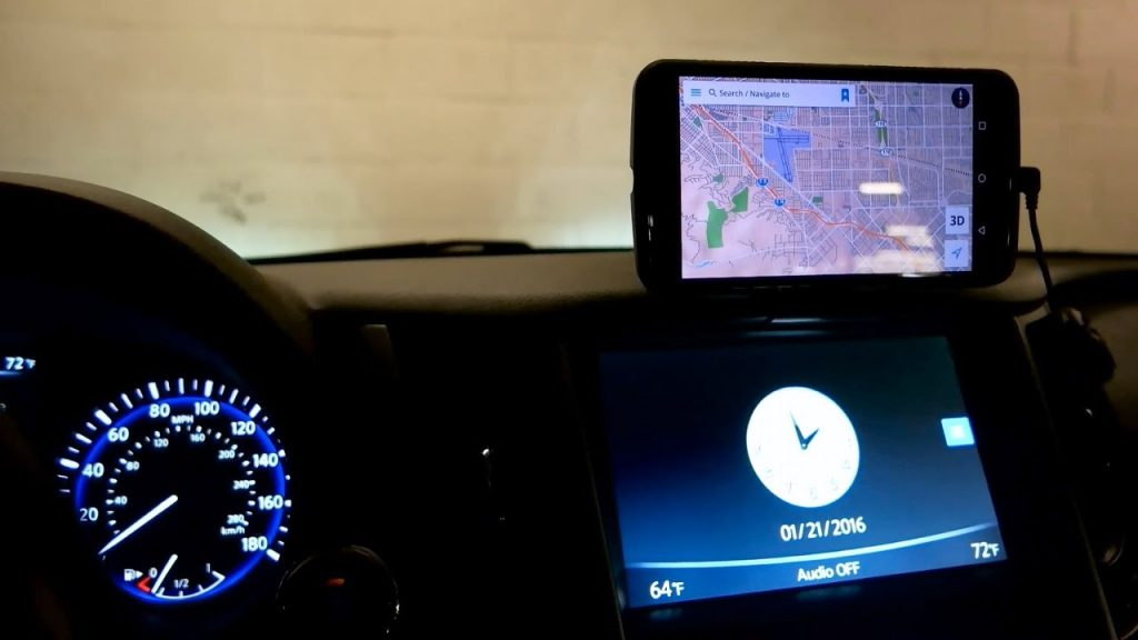 Replacing Your Rv Gps Unit With A Smartphone App For